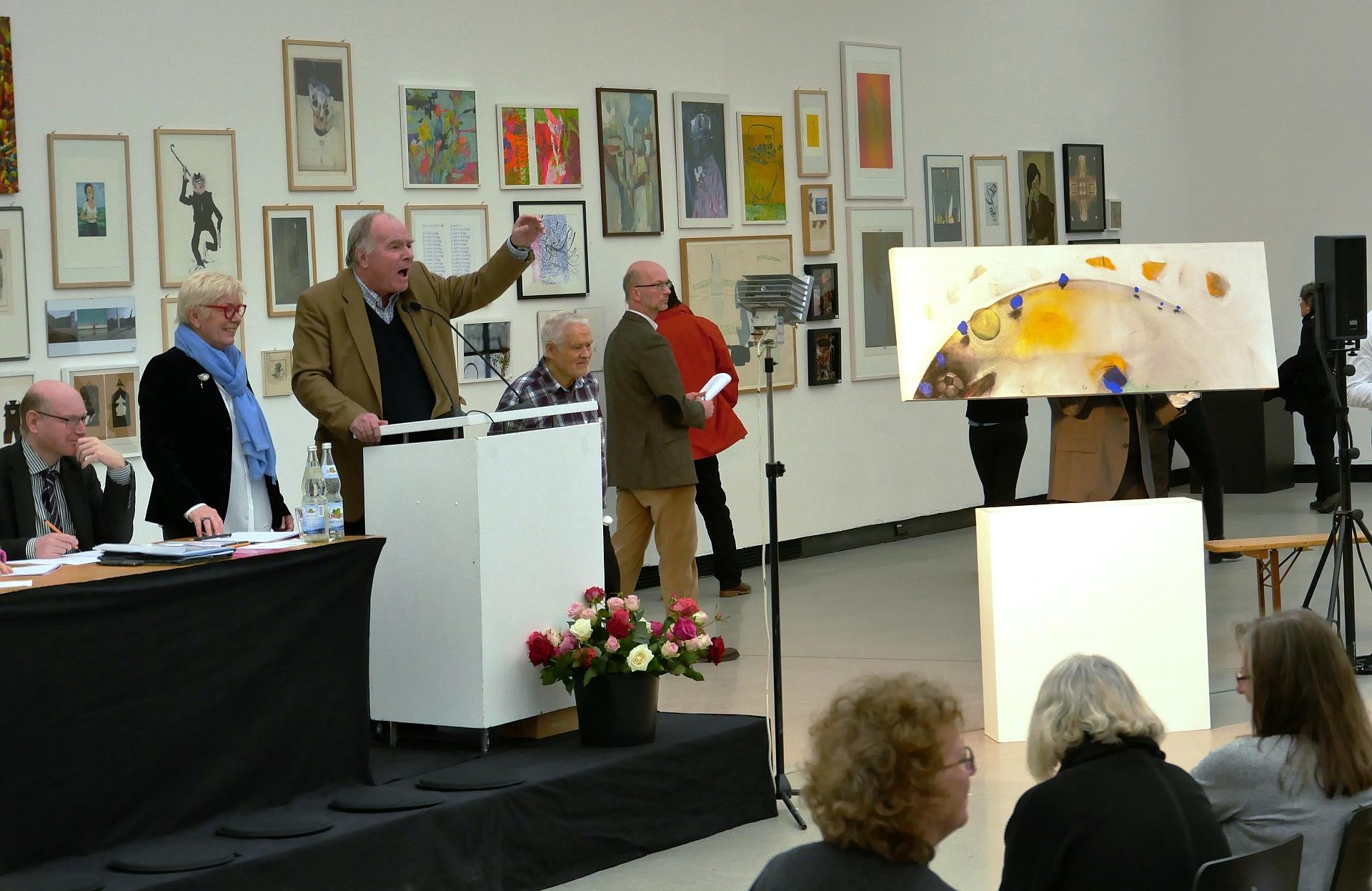 Auktionator Tilman Osterwold